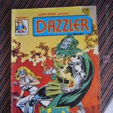 Cómics: SUPER HEROES DAZZLER Nº 2 VERTICE ........................C8. Lote 25525888