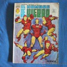 Cómics: EL HOMBRE DE HIERRO V 2 Nº 10 MODOK MUNDI COMICS FRIEDRICH JONES POLLARD VERTICE 1974 D1. Lote 35183860