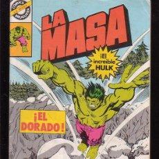 Cómics: MASA Nº 13 - EDITA : BRUGUERA AÑOS 80. Lote 20326493