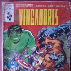 Cómics: LOS VENGADORES - VERTICE - VOL2, Nº50- JACK KIRBY. Lote 26790672