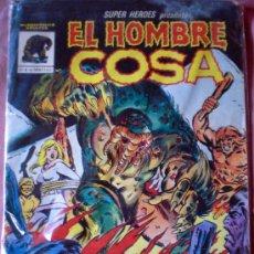 Cómics: EL HOMBRE COSA - VERTICE. Nº4. Lote 26790673