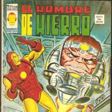 Cómics: EL HOMBRE DE HIERRO EXTRA DE NAVIDAD 1976. Lote 26241939