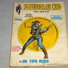 Cómics: VÉRTICE VOL. 1 2 PISTOLAS KID Nº 2. 25 PTS. 1971. MUY DIFÍCIL REGALO Nº 5!!!!!. Lote 20427743
