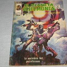 Cómics: VÉRTICE VOL. 1 EL PLANETA DE LOS MONOS Nº 20. 50 PTS. 1978. DIFÍCIL!!!!!!. Lote 20443480