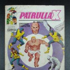 Cómics: PATRULLA X. X MEN. EPISODIOS COMPLETOS. EDICIÓN ESPECIAL. EL TERRIBLE SUPERHOMBRE. 20,5 CM. 128 PÁG.. Lote 20450425