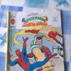 Cómics: ESPECIAL SUPER HEROES SPIDERMAN Y LA ANTORCHA HUMANA Nº 14. Lote 25680314