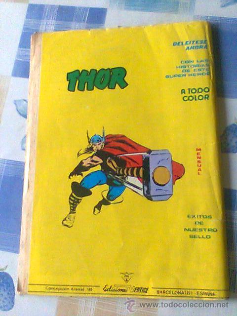 Cómics: ESPECIAL SUPER HEROES SPIDERMAN Y LA ANTORCHA HUMANA Nº 14 - Foto 4 - 25680314