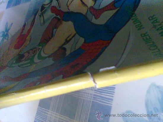Cómics: ESPECIAL SUPER HEROES SPIDERMAN Y LA ANTORCHA HUMANA Nº 14 - Foto 5 - 25680314