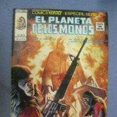 Cómics: COMICS EL PLANETA DE LOS MONOS, MUNDI COMICS V.2-Nº 29, COMICS VERTICE ESPECIAL SERIE. Lote 26385844