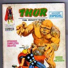 Cómics: THOR. EL FIN DE LA LUCHA. EDICIÓN ESPECIAL. MARVEL COMICS GROUP. THE MIGHTY THOR. . Lote 20556477