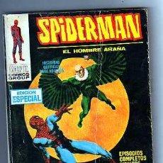 Cómics: SPIDERMAN. EL HOMBRE ARAÑA. EDICIÓN ESPECIAL. MARVEL COMICS GROUP. LAS ALAS DEL BUITRE.. Lote 20556484