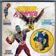 Cómics: COMIC VERTICE CAPITAN AMERICA Nº VOL.1 . Lote 20685500