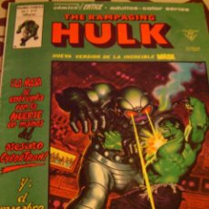 Cómics: HULK THE RAMPAGING VOL 1 Nº 12 LA MASA. Lote 26108958