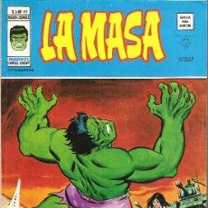 Cómics: LA MASA VOL. 3 Nº 22 EN MUY . Lote 26131777