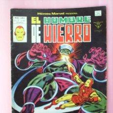 Cómics: EL HOMBRE DE HIERRO N.62 V.2 MUNDI COMICS , EDITORIAL VERTICE 1978. Lote 20995794