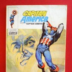 Cómics: EDICIONES INTERNACIONALES N.31 , CAPITAN AMERICA VERTICE 1973 MARVEL COMICS GROUP. Lote 21028312