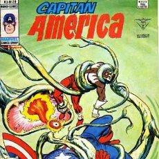 Cómics: COMIC VERTICE CAPITAN AMERICA Nº 29 VOL.3. Lote 21041246