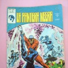 Cómics: LA PANTERA NEGRA V.1 N.8 , MUNDI COMICS, EDICIONES VERTICE 1981. Lote 21121608