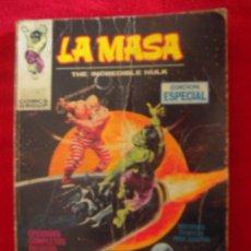 Cómics: LA MASA 11. Lote 25097965