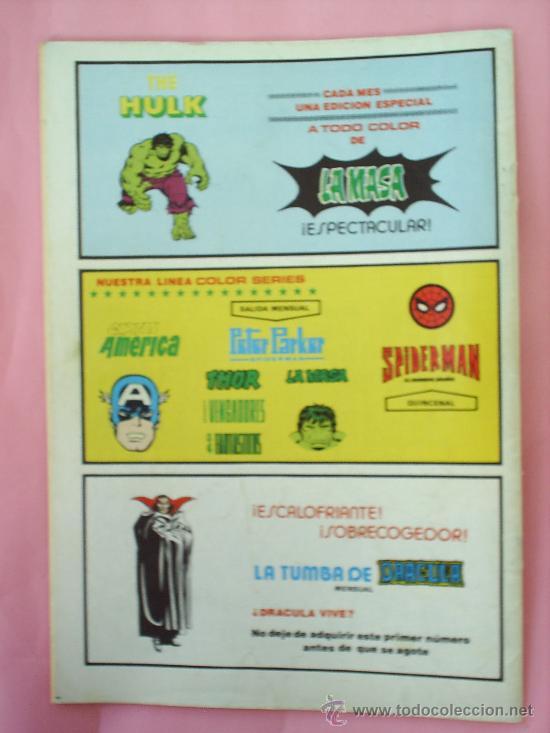 Cómics: los 4 fantasticos n.25 v.3 , mundi comics vertice - Foto 2 - 22115760