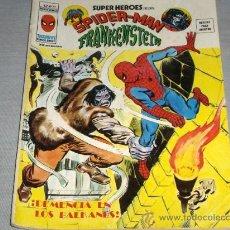 Cómics: VÉRTICE VOL. 2 SUPER HÉROES Nº 29 SPIDERMAN Y FRANKENSTEIN. 35 PTS. 1975.. Lote 21786261