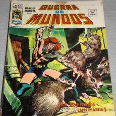 Cómics: VÉRTICE VOL. 2 HÉROES MARVEL Nº 21 GUERRA DE MUNDOS. 35 PTS. 1976. . Lote 21786358