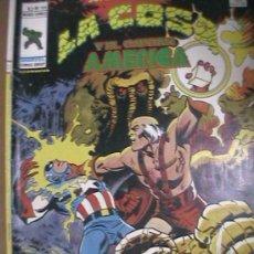 Cómics: LA COSA Y CAPITAN AMERICA Nº 104. Lote 26666002