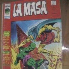 Cómics: LA MASA Nº 21. Lote 27467317