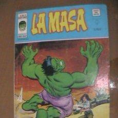 Cómics: LA MASA Nº 22. Lote 27467307