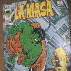 Cómics: LA MASA Nº 25. Lote 27467311