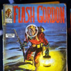 Cómics: FLASH GORDON V 1 Nº 23 DE VÉRTICE 1974. Lote 25721959