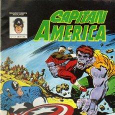 Cómics: CAPITAN AMERICA Nº 1-81. Lote 21975828