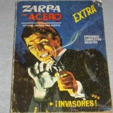 Cómics: VÉRTICE VOL. 1 ZARPA DE ACERO Nº 11. 144 PÁGINAS. 1966. 25 PTS. MUY DIFÍCIL!!!!!!. Lote 22087418