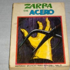 Cómics: VÉRTICE VOL. 1 ZARPA ACERO EDICIÓN ESPECIAL Nº 8. 1974. 50 PTS. DIFÍCIL!!!!. Lote 22087502