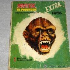 Cómics: VÉRTICE VOL. 1 MYTEK EL PODEROSO Nº 1. 1970. 25 PTS. DIFÍCIL!!!!!!!!!!. Lote 22087795