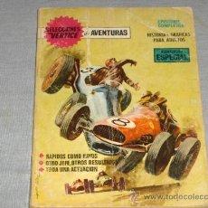 Cómics: VÉRTICE VOL. 1 SELECCIONES VÉRTICE Nº 5. 1966. 25 PTS. MUY DIFÍCIL!!!!!!!!. Lote 22087856