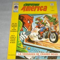 Comics: VÉRTICE VOL. 3 CAPITÁN AMÉRICA Nº 15. 1977. 35 PTS. .. Lote 22089261
