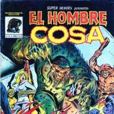 Cómics: EL HOMBRE COSA Nº4. Lote 27277517