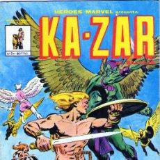 Cómics: KAZAR Nº 3 MUNDICOMICS. Lote 26387665