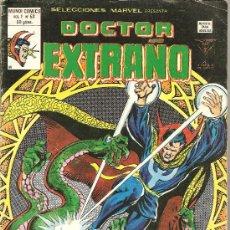 Fumetti: SELECCIONES VERTICE VOL º Nº 53 DOCTOR EXTRAÑO. Lote 22491618