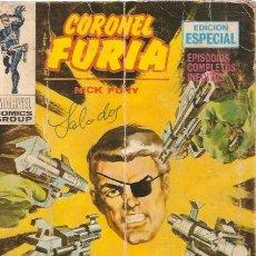 Cómics: COMIC VERTICE VOL 1 CORONEL FURIA Nº 14. Lote 22546364
