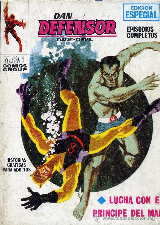DAN DEFENSOR Nº4 (VÉRTICE, 1968). TACO (Tebeos y Comics - Vértice - Dan Defensor)