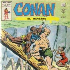 Cómics: CONAN EL BARBARO VOL.2 Nº 34 - MUNDI COMICS 1978. Lote 22790163