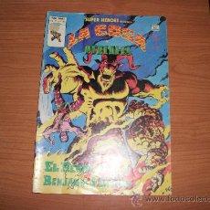 Cómics: SUPER HEROES Nº 114 LA COSA Y HERCULES VERTICE 1979 . Lote 22864966