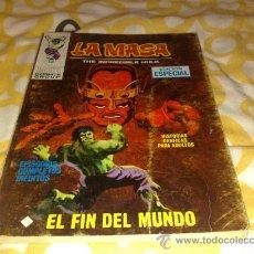 Cómics: COMIC DE VERTICE VOL. 1 LA MASA Nº 7. Lote 26894341