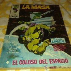 Cómics: COMIC DE VERTICE VOL. 1 LA MASA Nº 17. Lote 26894342