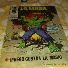 Cómics: COMIC DE VERTICE VOL. 1 LA MASA Nº 20. Lote 26894343