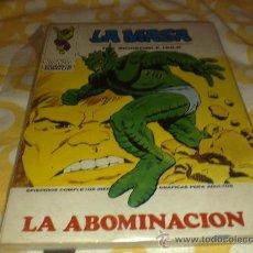 Cómics: COMIC DE VERTICE VOL. 1 LA MASA Nº 28. Lote 26894334