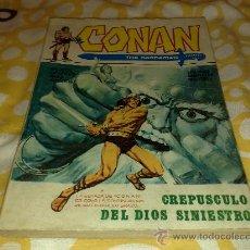 Cómics: COMIC DE CONAN , VERTICE VOL1 Nº 2. Lote 89572376