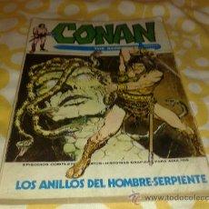 Cómics: COMIC DE CONAN , VERTICE VOL1 Nº 4 . Lote 26948900